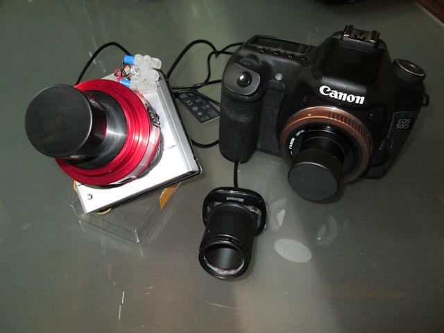 3 Kameras